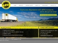 Arvi Trucking is a shipping company based in PA with services that provide clients with Less Than Truck Load, Flat Bed Trucking, Delievery by the Truckload and Enclosed Trailer Deliverys