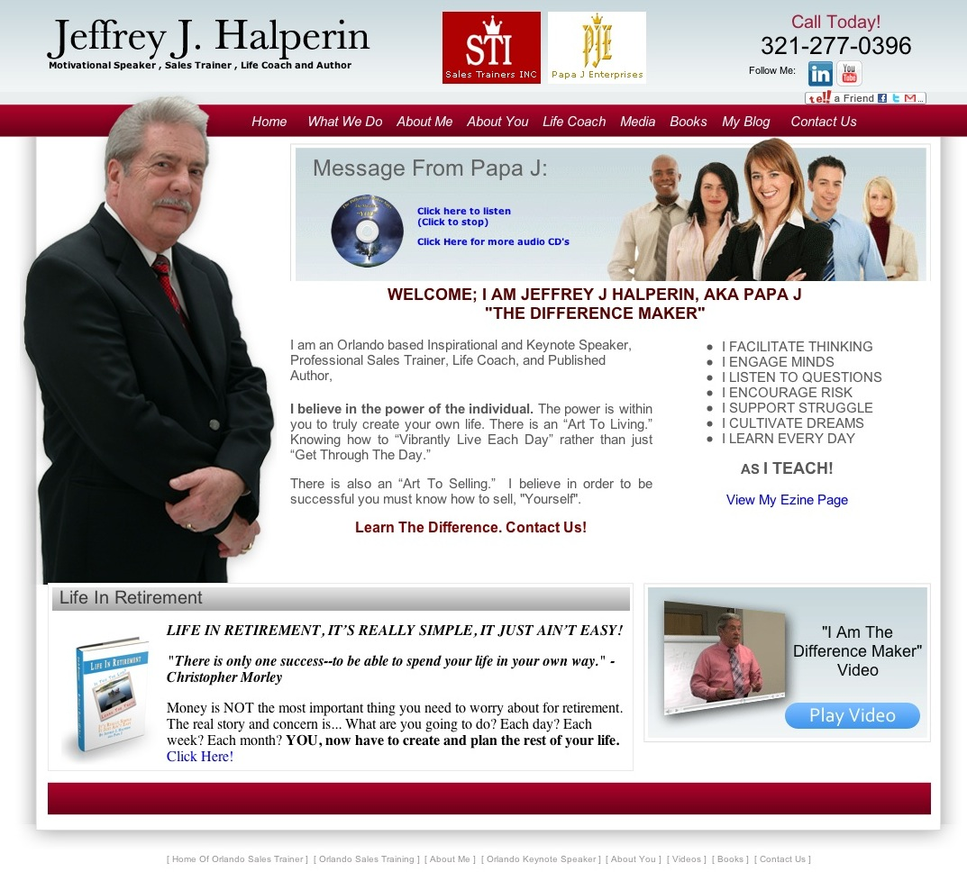 Jeffery J Halperin